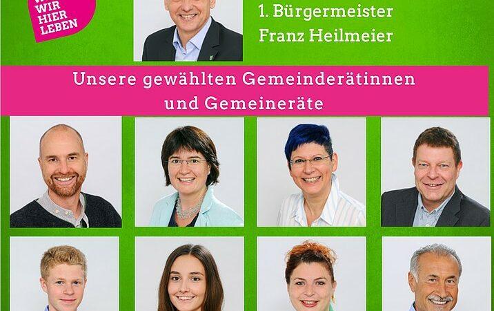 Gemeinderat Neufahrn 2020